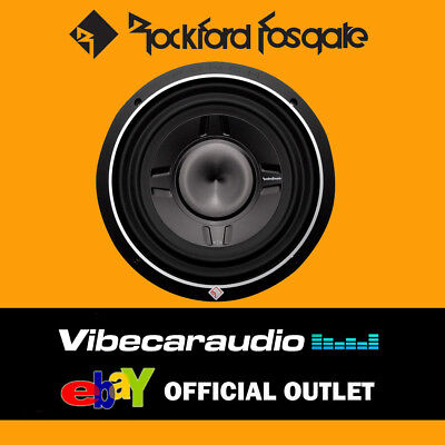 """Rockford Fosgate Punch P3SD2-10 - 10"""" P3 2-Ohm DVC Shallow Subwoofer"""