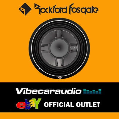 """Rockford Fosgate Punch Series P3SD2-12 - 12"""" P3 2-Ohm DVC Shallow Subwoofer"""
