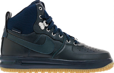 online store 4d2cc 07292 Nike Lunar Force 1 Sneakerboot GS Watershield Leather  125 706803-401 Youth  6.5y