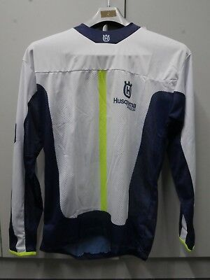 Original KTM Husqvarna Gotland Shirt White Enduro Outdoor