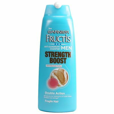 Garnier Fructis Men Anti Dandruff Shampoo Strength Boost 250ml