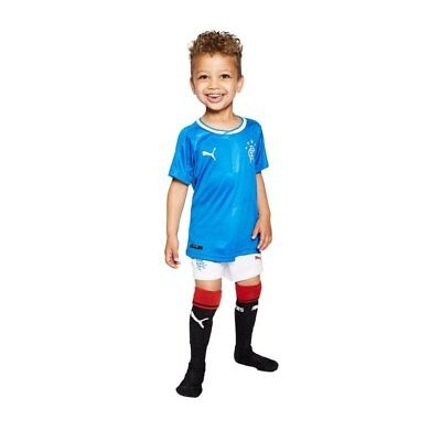 Rangers FC Mini Home Kit 16/18