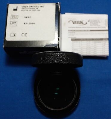 Volk Pan Retinal 2.2 Indirect Diagnostic Lens with Case - Reference: VPRC - New