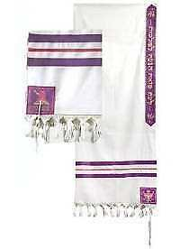 Tallit-Queen Esther (72  x 24 )-100% Wool