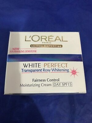 L'OREAL PARIS WHITE PERFECT DAY CREAM SPF17 PA++ 50ml