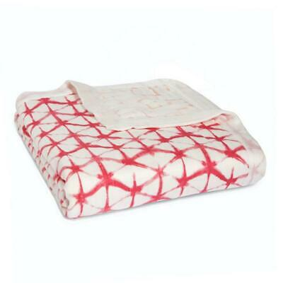 aden + anais Silky Soft Muslin Bamboo Dream Blanket (Berry) Free Shipping!