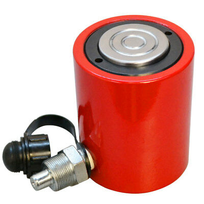 "20 Ton Hydraulic Lifting Cylinder 2"" (50mm) Stroke Lift Jack Ram Pressure Pump"