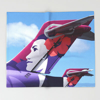 Hawaiian Airlines Boeing 717 Tails - 51x60 Throw Blanket