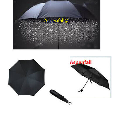 "GREAT BUY~ Travel Umbrella/ Rain Protection/Emergency 42"" Expanded"