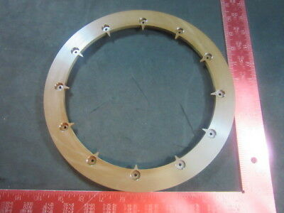 Applied Materials (AMAT) 0021-08436 RING, CLAMP, TAPERED FINGER, VESPEL, 200