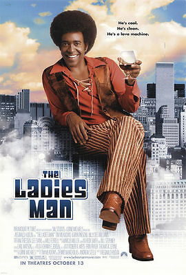The Ladies Man Original Single-Sided 1 Sheet Rolled Movie Poster 27x40 NEW 2000