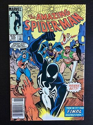 Marvel: Amazing Spider-Man (1963 1st Series) #270 Firelord FN/VF 7.0 more listed