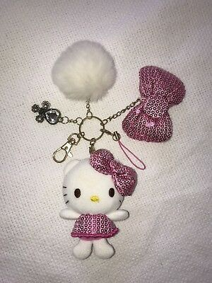 Hello Kitty Bag Charm from Tokyo, Japan