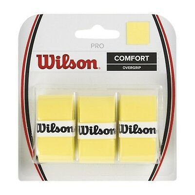 Wilson Pro Over Grip (3-Pack)