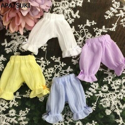 Doll Clothes Pumpkin Bloomers Drawers Pants for Blythe Dolls Shorts 1/6 Doll Toy