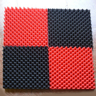 50x50x3cm Musical Acoustic Soundproof Sound Absorption Foam Spong Accessories