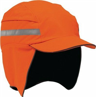 Anstosskappe First Base Cap 3 WINTER  Hi Vis Orange mit Reflexstreifen - Scott