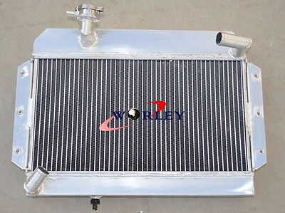 Brand New For Rover/MG MGA 1500/1600/1622/DE-LUXE Aluminum radiator