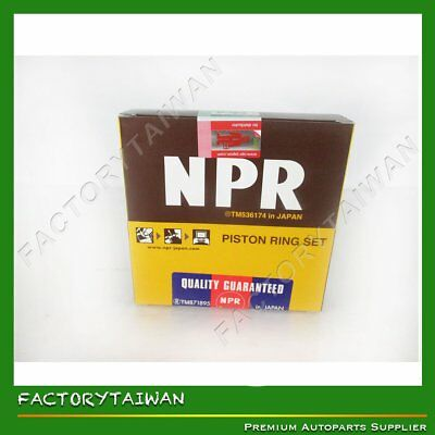 NPR Piston Ring (Made In Japan) STD for KUBOTA V4000