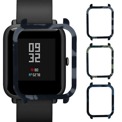 For Xiaomi Huami Amazfit Bip Youth Watch Camouflage PC Case Cover Protect Shell