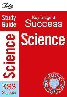 Science: Study Guide (Letts Key Stage 3 Success), Various, Very Good