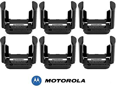 MOTOROLA - NNTN7686A -  6-Pack - APX Charger Inserts for XTS Multi-Unit Charges