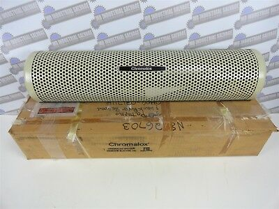 CHROMALOX Emerson - INDUSTRIAL CONVECTION HEATER 120v 1000w HVT-2411 *NEW IN BOX