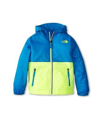The North Face Boy's Youth Flurry Wind Hoodie Quill Blue Sz M 10-12 L 14-16 NWT