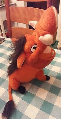 Disney Plush - The Lion King - Pumbaa
