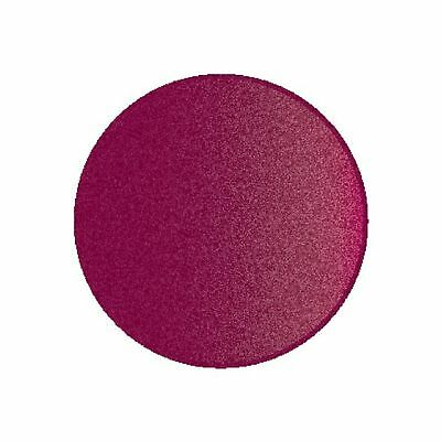 "Learning Carpets Solid Cranberry Round Rug, Small/6'6"" Round Diameter One Color"