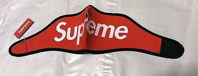 Supreme Neoprene Facemask Outdoor Sports Ski Face Mask RED