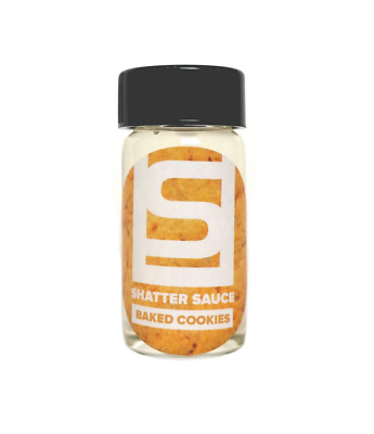 Shatter Sauce - Baked Cookies (15 ml) - Shatter, Dab, Liquidizer for Extracts