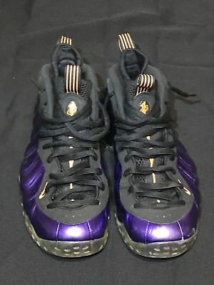 c19f1f4f8fe NIKE AIR FOAMPOSITE One Size10.5 Phoenix Suns Eletro Purple 314996 ...