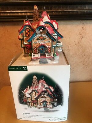 Dept 56 North Pole Series The Antler Inn #56744