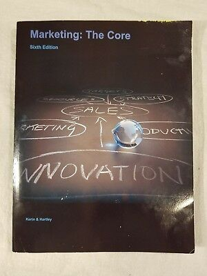 Marketing the core by kerin hartley 6th edition brand new 3999 principles of marketing the core 6th edition kerin and hartley paperback fandeluxe Images