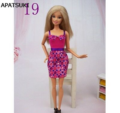 "High Quality Dress For 11.5"" Doll Clothes For 1/6 Dolls Clothes Office Dresses"