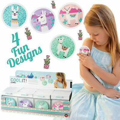 COOL IT LLAMAS - Kids Cold or Hot Pack Bump Bruises Injury Soother Reusable!!!