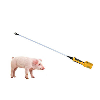 52 Inch Rechargeable Hot-Shot Powerful Electric Livestock Prod