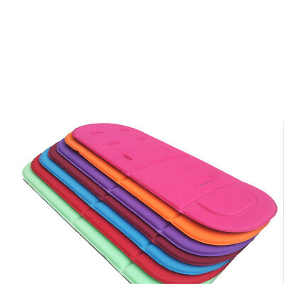 Baby Childs Baby-buggy Stroller Pushchair Seat Soft Liner Cushion Mat PadU