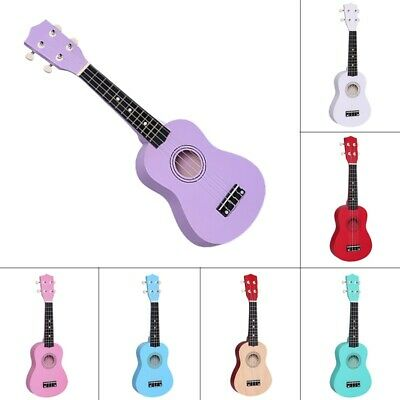 High Quality Professional 21 Inch Acoustic Ukulele Musical Instrument WE