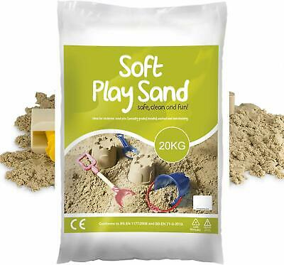 Childrens Play Sand Washed, Graded & Top Quality For Play Pit, Sandpit & Nursery