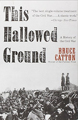 Landscape turned red the battle of antietam paperback new sears this hallowed ground vintage civil war library bruce catton good condition b fandeluxe Choice Image