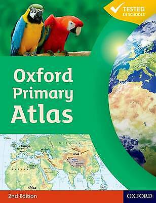 Oxford Primary Atlas (2nd Edition), , New