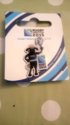 Rugby World Cup 2015 Collection Pinbadge Lapel Badge Shaun The Sheep New