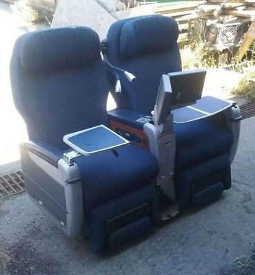 Business Class Airline Seats