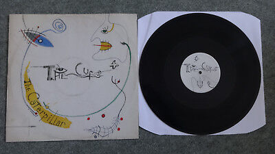 The Cure - The Caterpillar - Fiction Records ‎– FICSX 20