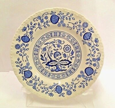 """Wedgwood BLUE HERITAGE Bread and Butter Plate (6-1/4"""") MORE items available.NICE"""