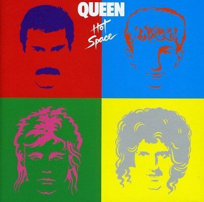 Queen - Hot Space (2011 Remastered Version) Original recording remastered (CD)
