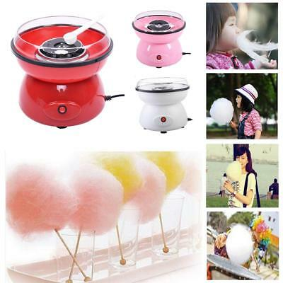 Electric Candyfloss Making Machine Home Party Cotton Sugar Candy Floss Maker DIY