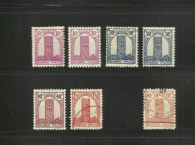 ~ Classic French Colonies - 1943  Morocco